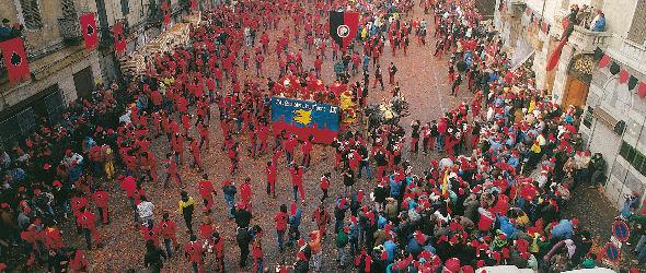 Foto Carnevale Ivrea