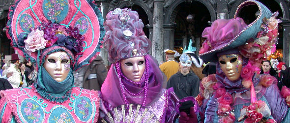 Foto Carnevale Venezia